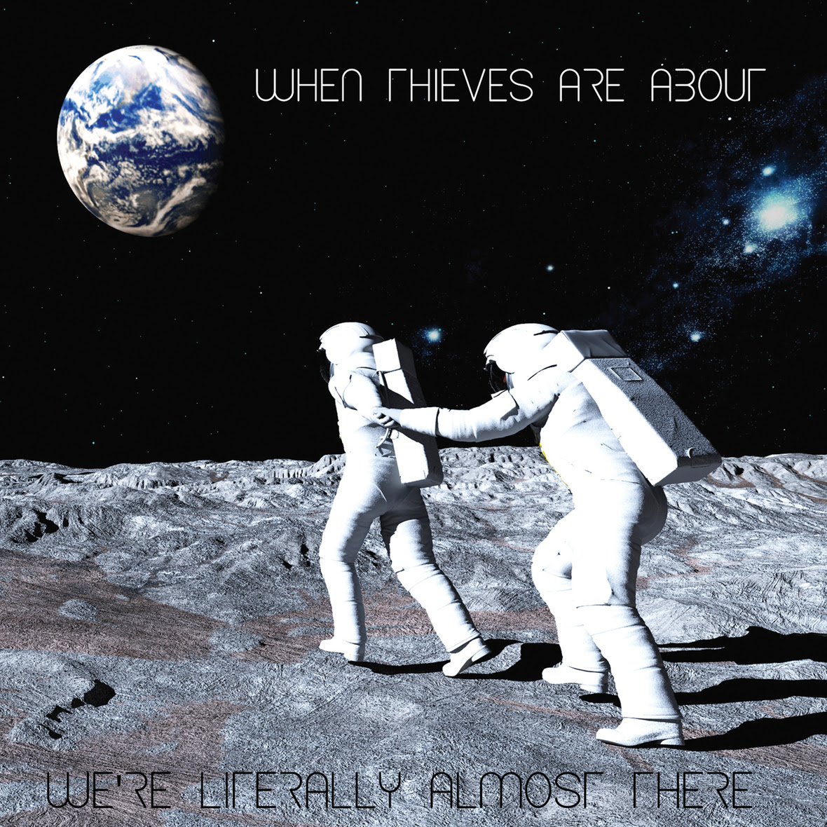 cover art - were literally almost there