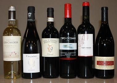 Wine Club Sixpack #76