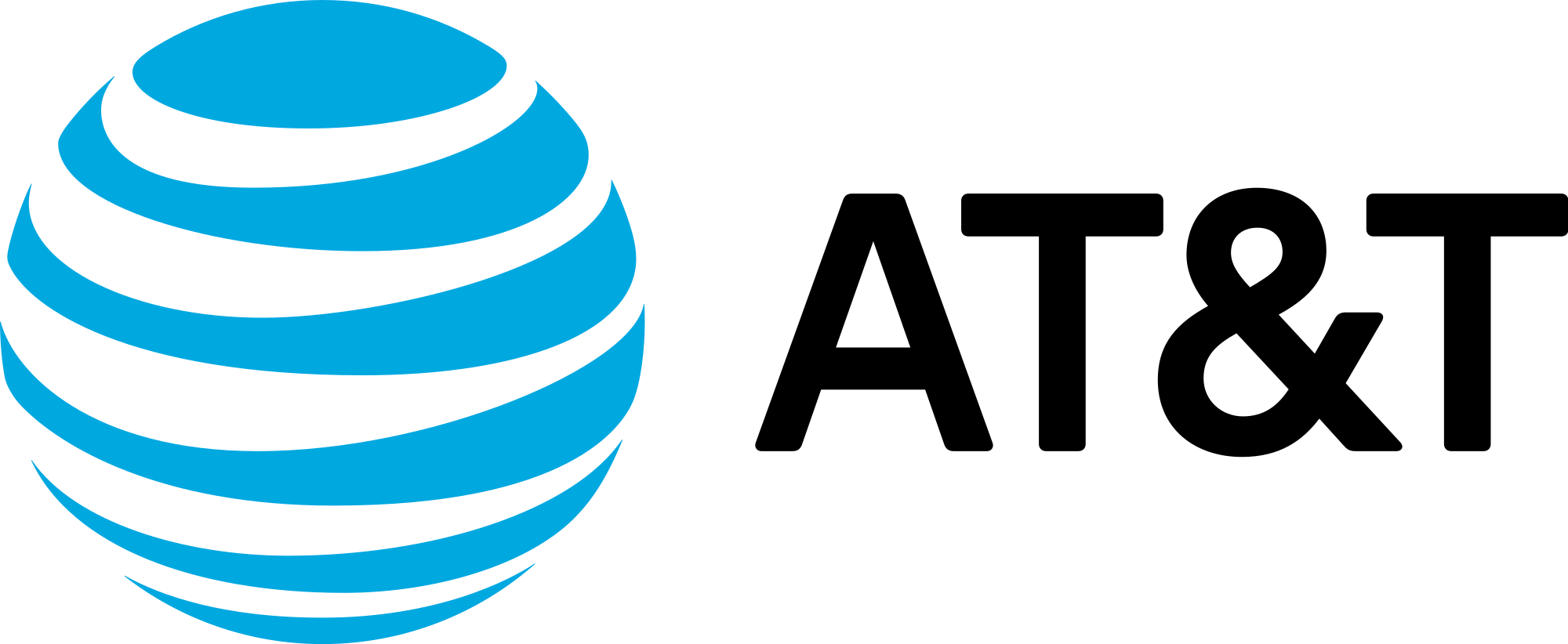 Logo ATT Globe a kopírování