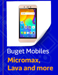 Budget Mobiles of Indian Brands