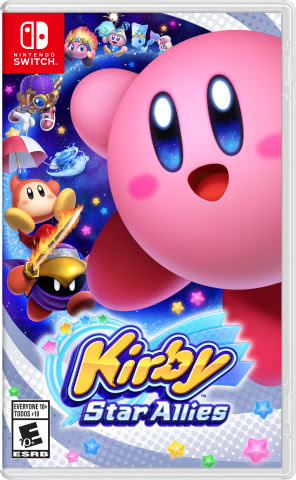 Kirby Star Allies is one of the largest and most robust games in the Kirby series – and the first on ...