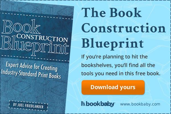 BookBaby - The Book Construction Blueprint