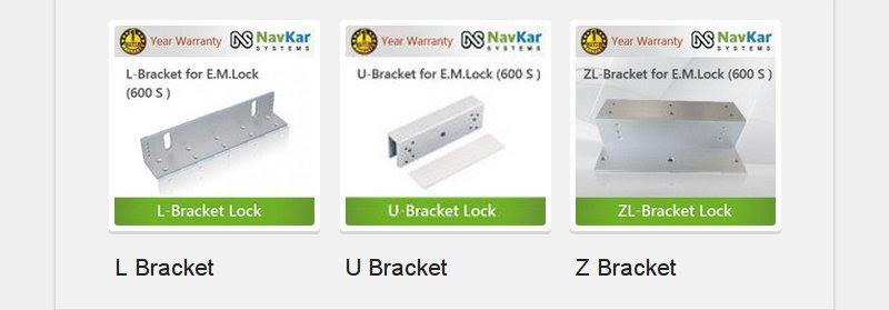 L Bracket<br /> U Bracket<br /> Z Bracket