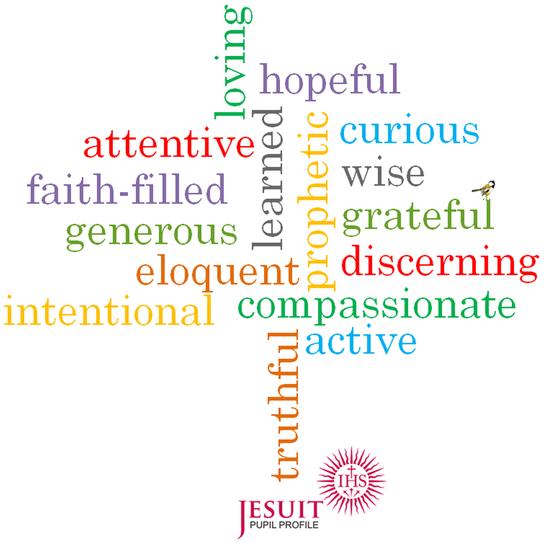 Pupil Profile - The Jesuit Institute 1