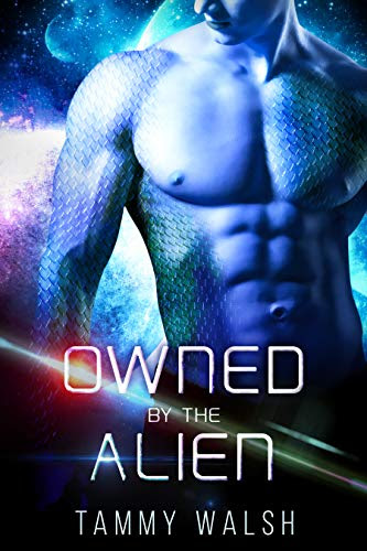 Cover for 'Owned by the Alien (Fated Mates of the Titan Empire Book 1)'
