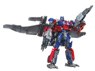 Transformers Generations Studio Series - Leader Dark of the Moon Optimus Prime