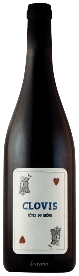 Image result for clovis cotes du rhone 2018