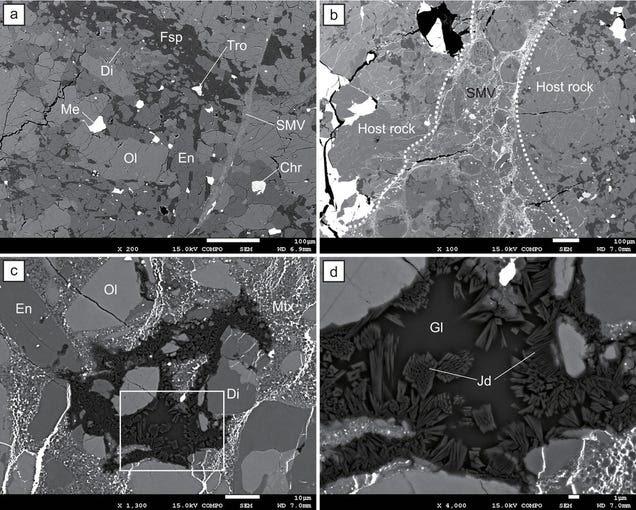El meteorito de Chelyabinsk es producto de una colisión espacial