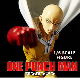 ONE-PUNCH MAN 1/6 SCALE SAITAMA FIGURE