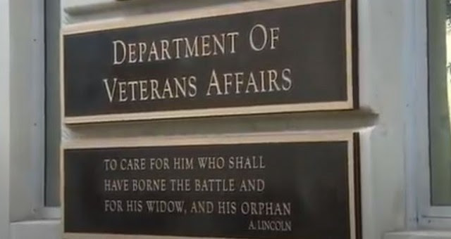 BREAKING News From The Dept. Of Veteran Affairs- Another One DOWN