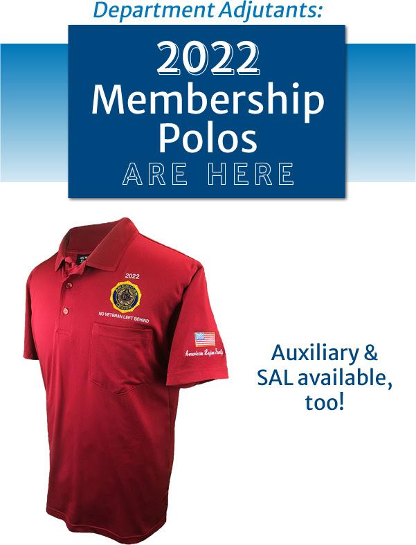 2022 Membership Shirts