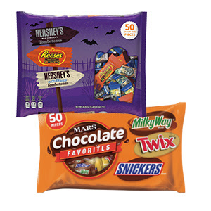 BOGO Halloween Bagged Candy