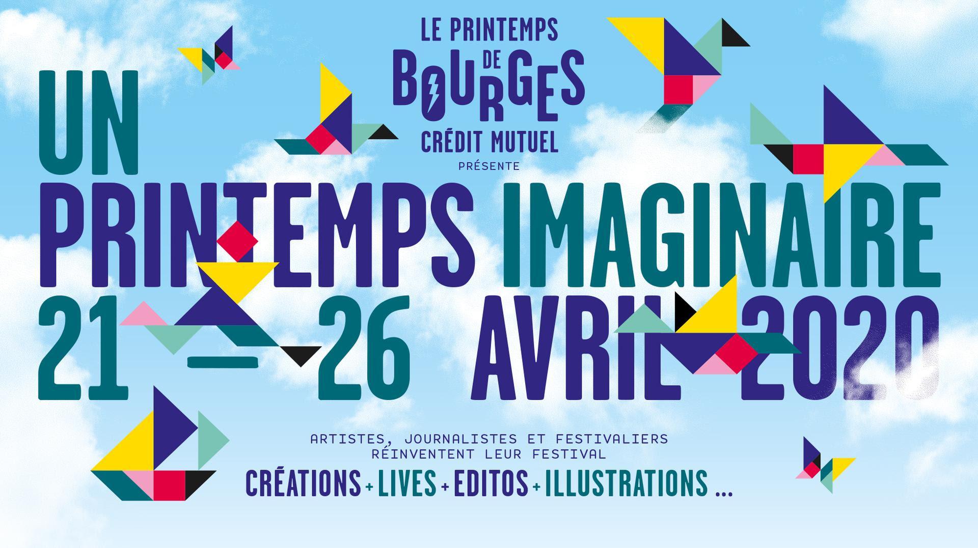 UN PRINTEMPS IMAGINAIRE DU 21 AU 26 AVRIL 2020