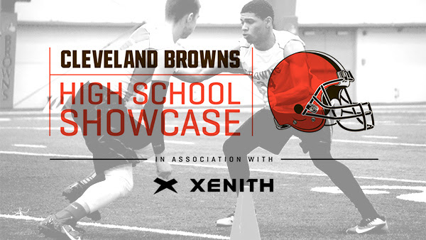 Cleveland Browns High School Showcase