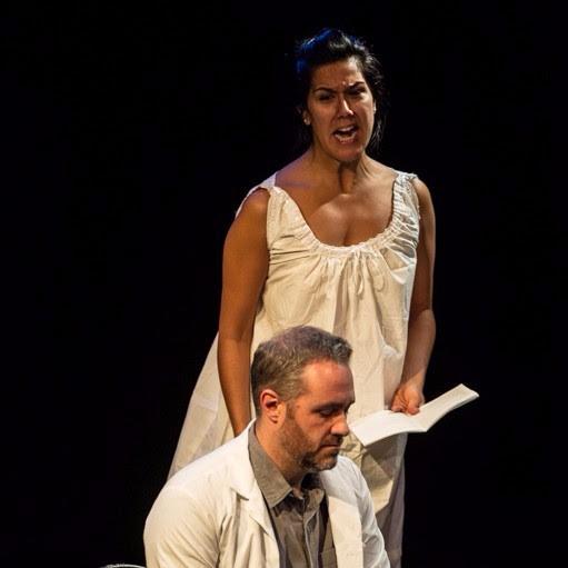 Nicole Joy-Fraser & Keith Barker, Photo by Ed Maruyama