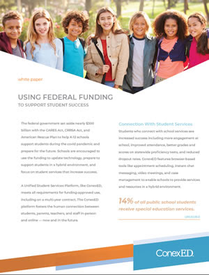 Using Federal Funding to Support Student Success