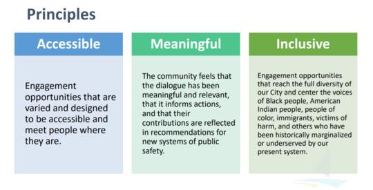 transforming public safety engagment principles