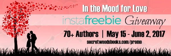 In the Mood for Love Instafreebie Giveaway