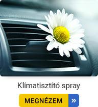 Nyári akciók - Klímatisztító spray ajánlataink