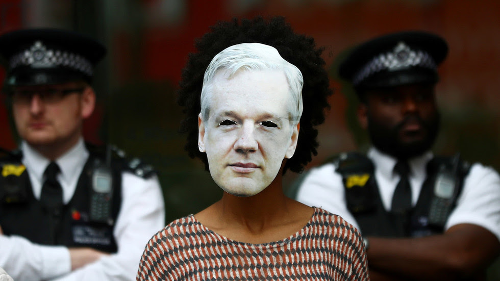 London's 'media freedom' conference smacks of irony: Critics barred, no mention of jailed Assange
