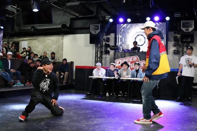「ダンスチャンネル 第1回高校生DANCE BATTLE選手権」予選大会より