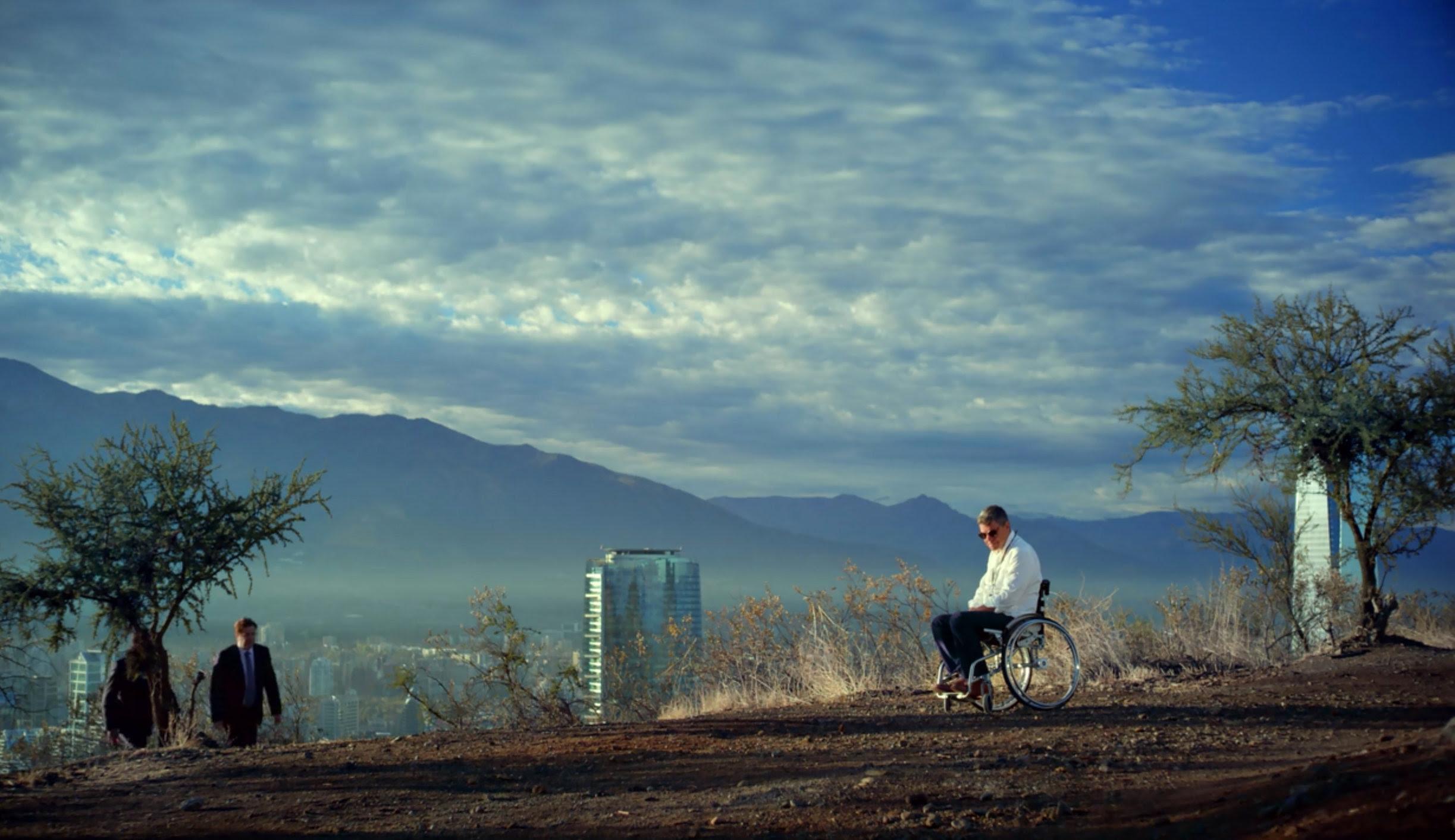 "Alejandro Goic in ""Bala Loca."""