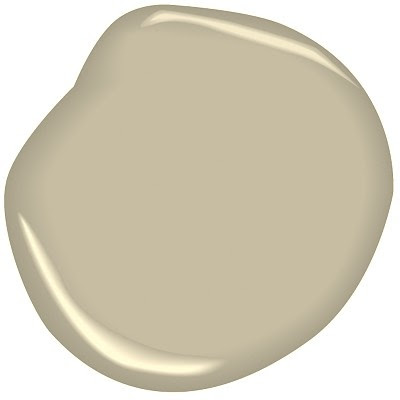 Benjamin Moore Williamsburg Collection Market Square Shell CW-30-this elegant neutral is fresh and sophisticated
