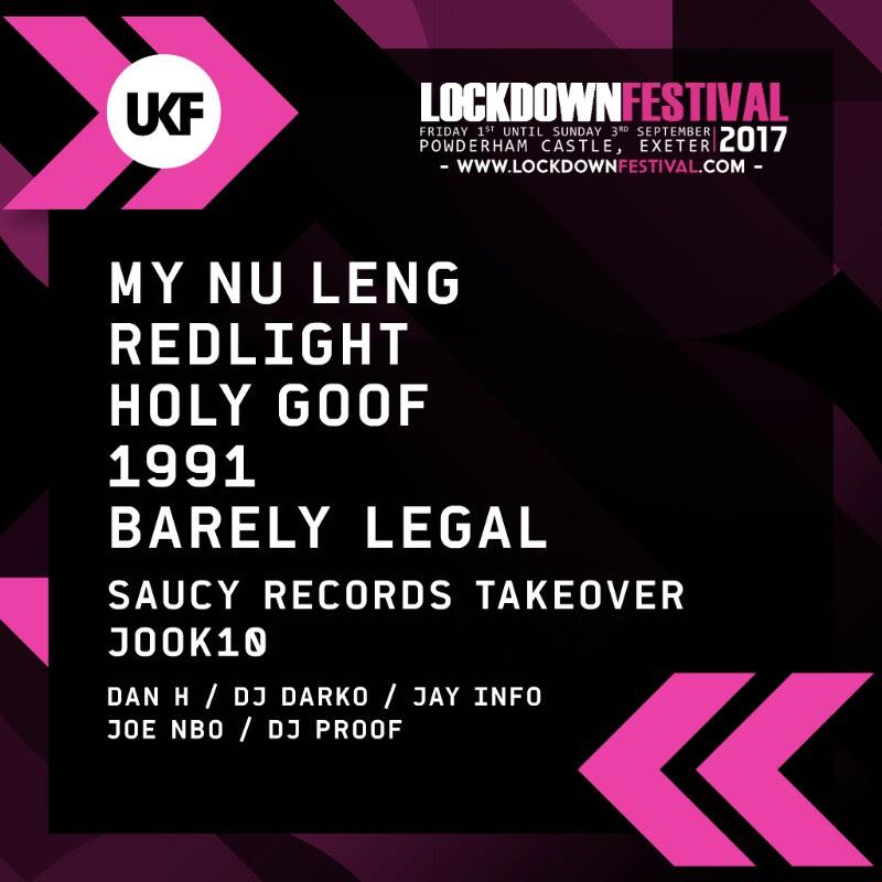 UKF LOCKDOWN