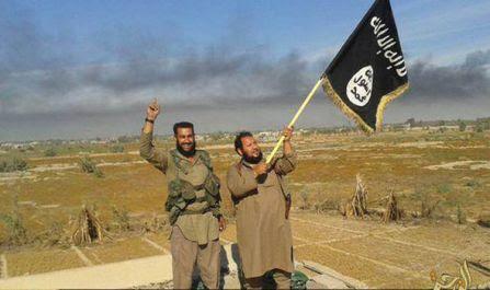 Combattenti anti ISIS in Irak