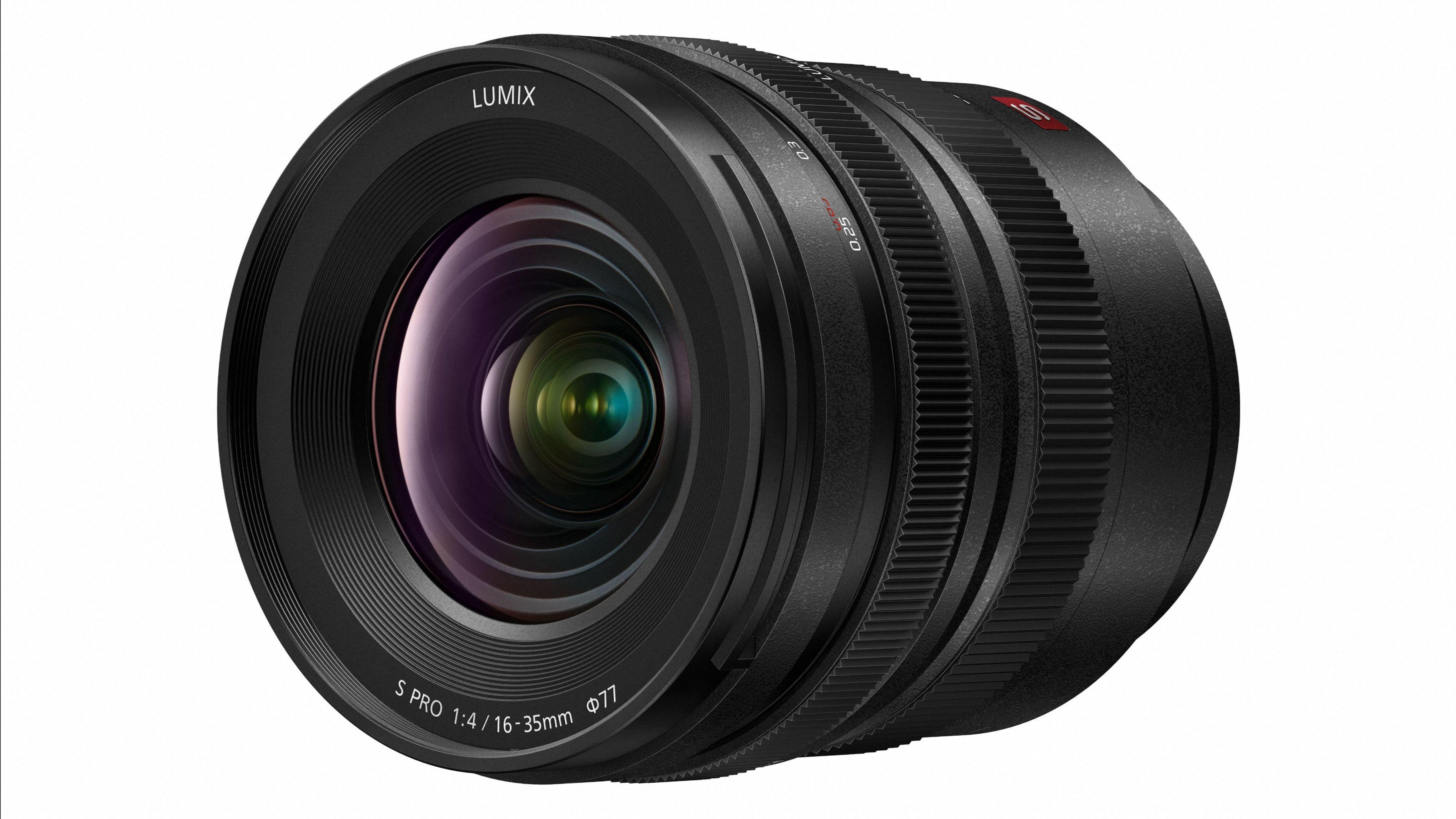 Nota de Prensa - Panasonic lanza dos nuevos objetivos intercambiables L-Mount para la serie LUMIX S Full-Frame sin espejo