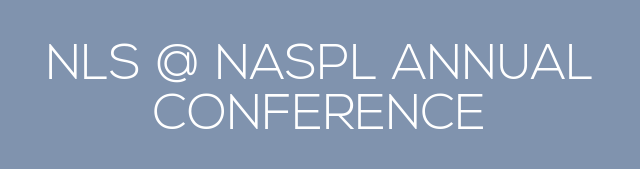 NLS @ NASPL ANNUAL CONFERENCE