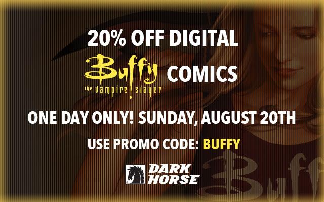 20% off Buffy