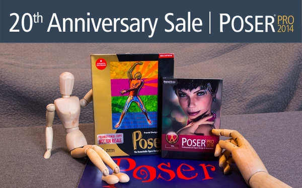 Poser 3D