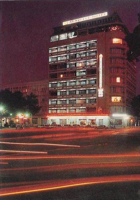 Saigon - Hôtel Caravelle