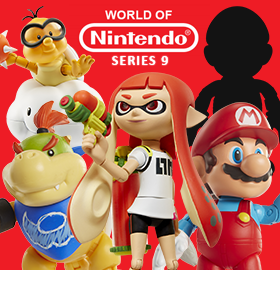 WORLD OF NINTENDO FIGURE SERIES