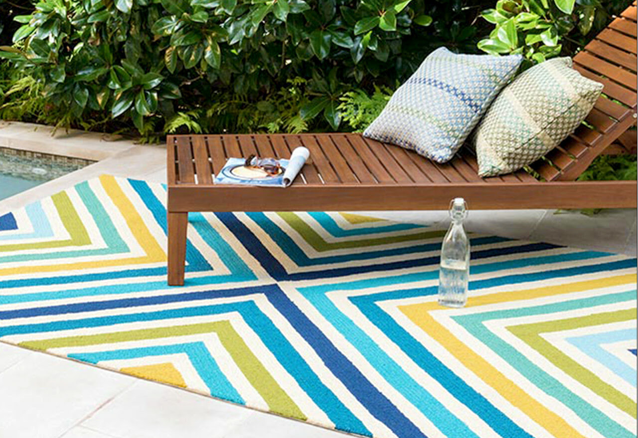 Rugs for Indoors + Out