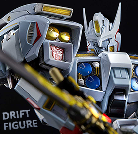 TRANSFORMERS DRIFT FIGURE