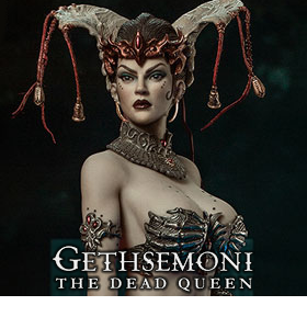 Court of the Dead Gethsemoni, The Dead Queen 1/6 Scale Action Figure