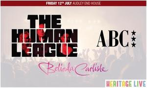 Heritage Live: The Human League
