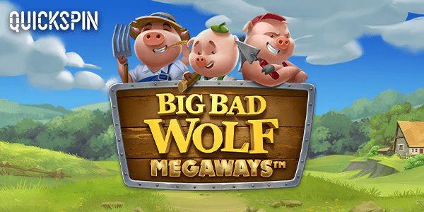Big Bad Wolf Megaways oleh Quickspin