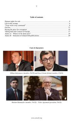 The 2016 report – three of its protagonists were sentenced in Milan in January 2021