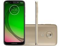 Smartphone Motorola G7 Play 32GB Ouro 4G