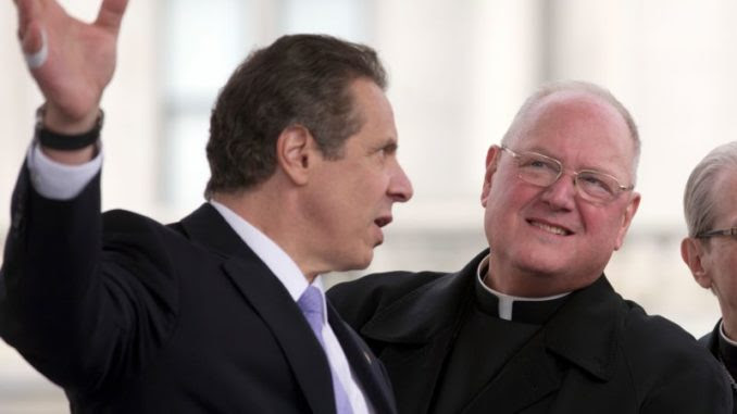 Catholic Church calls on NY Gov. Cuomo to be excommunicated due to his signing of pro-abortion bill