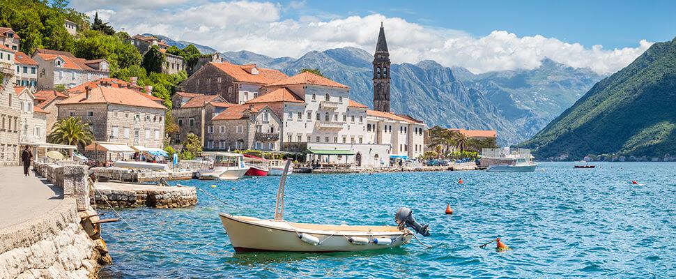 Kotor Montenegro's Port
