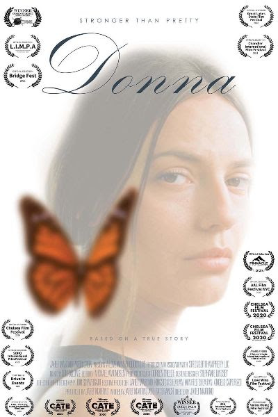 Donna: Stronger Than Pretty poster
