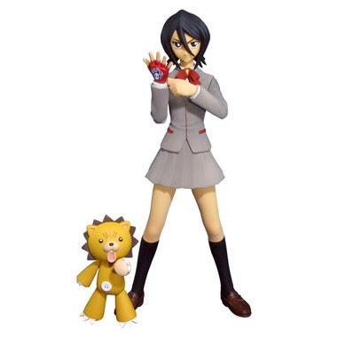 """Deluxe 6"""" PVC Statue: Rukia"""