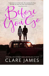 Before You Go by Clare James