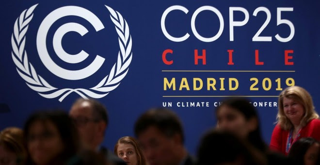 Cumbre del Clima (COP25) de Madrid./ REUTERS
