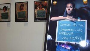 Orgulho de ser negra é tema de exposição no mês da mulher em São José