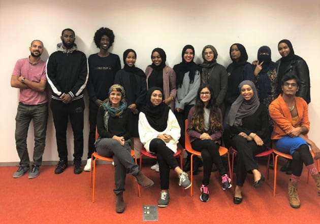 Members of the Rivers of Hope collective develop and facilitate anti-Islamophobia workshops for high...